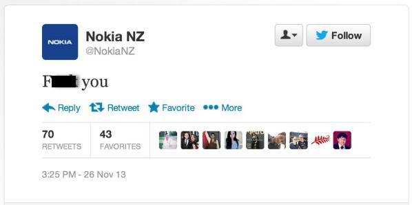 Nokia NZ